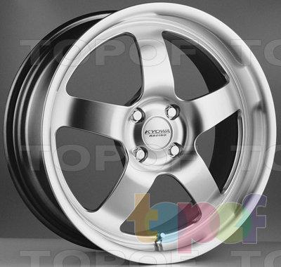 Колесные диски Kyowa KR591. Цвет HPL
