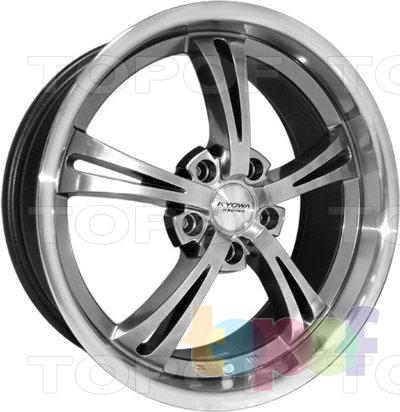Колесные диски Kyowa KR592. Изображение модели #1
