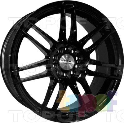 Колесные диски Kyowa KR593. Цвет HP