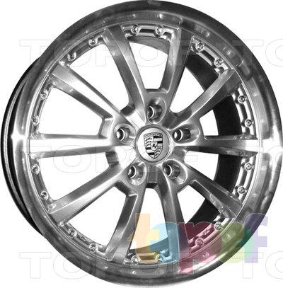 Колесные диски Kyowa KR604. Изображение модели #1