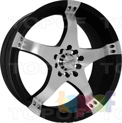 Колесные диски Kyowa KR605. Цвет MBKF