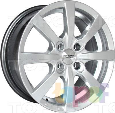 Колесные диски Kyowa KR606. Цвет MDGM