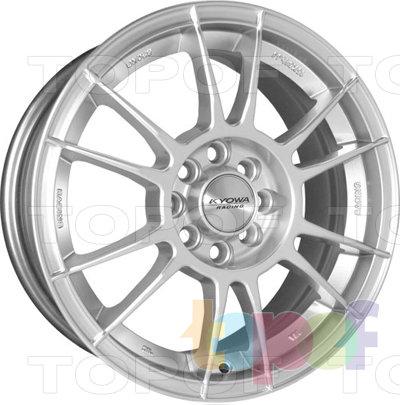 Колесные диски Kyowa KR609. Цвет MLM