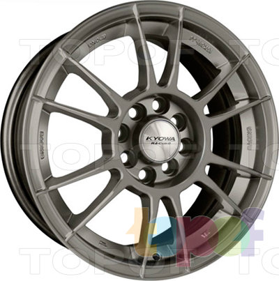Колесные диски Kyowa KR609. Цвет W