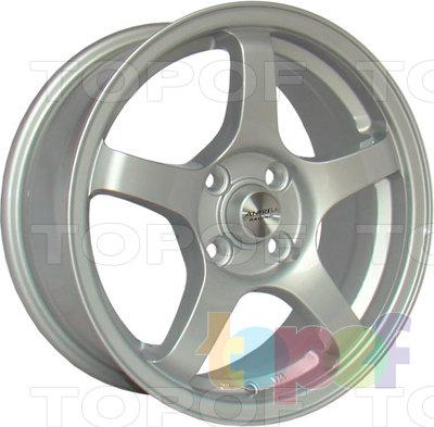 Колесные диски Kyowa KR610. Изображение модели #1