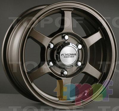 Колесные диски Kyowa KR615. Изображение модели #1