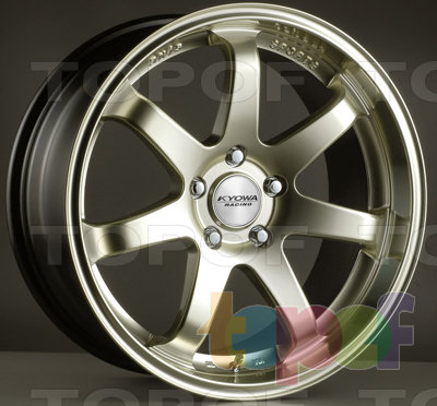 Колесные диски Kyowa KR620. Изображение модели #1