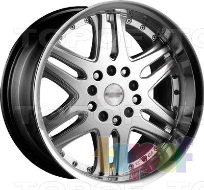 Колесные диски Kyowa KR625. Изображение модели #1