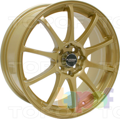Колесные диски Kyowa KR626. Изображение модели #2