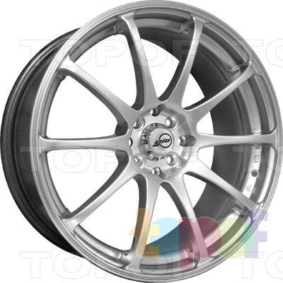 Колесные диски Kyowa KR626. Изображение модели #3