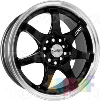 Колесные диски Kyowa KR627. Изображение модели #1