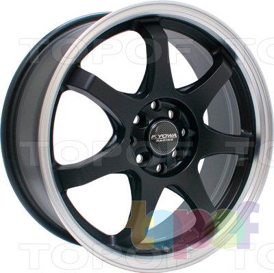 Колесные диски Kyowa KR627. Изображение модели #4