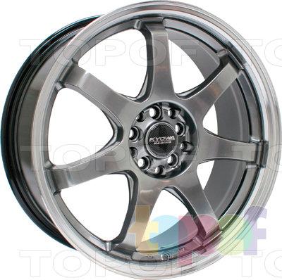 Колесные диски Kyowa KR627. Изображение модели #5
