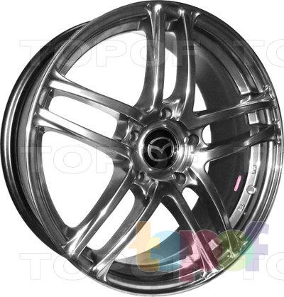 Колесные диски Kyowa KR630. Изображение модели #1