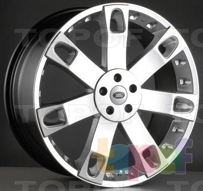 Колесные диски Kyowa KR634. Изображение модели #1