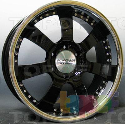 Колесные диски Kyowa KR639. Изображение модели #2