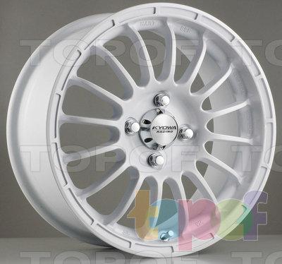 Колесные диски Kyowa KR642. Цвет AMW-B