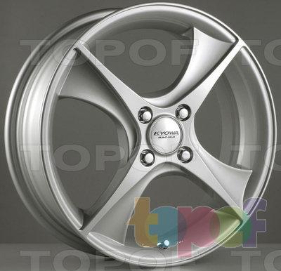 Колесные диски Kyowa KR646. Цвет W