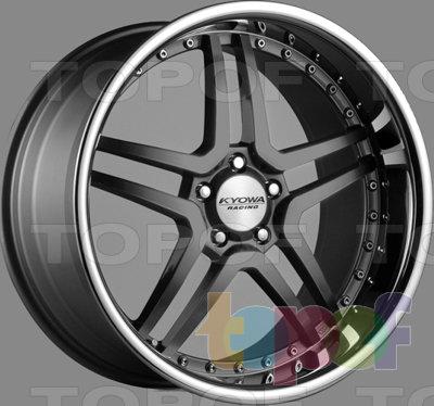 Колесные диски Kyowa KR647. Изображение модели #1
