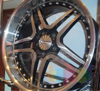 Колесные диски Kyowa KR647. Изображение модели #2