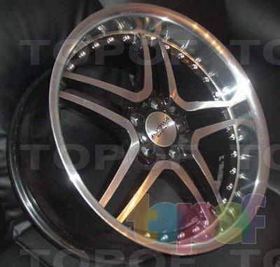 Колесные диски Kyowa KR647. Изображение модели #3