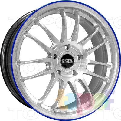Колесные диски Kyowa KR648 Boost. Изображение модели #3