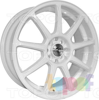 Колесные диски Kyowa KR649. Цвет JRGMF