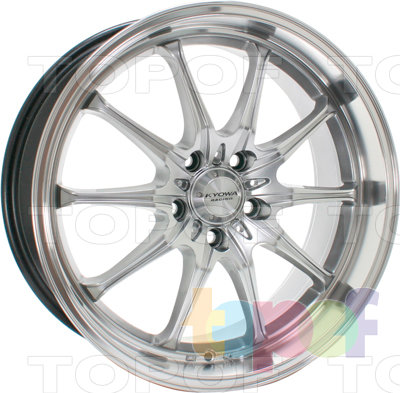 Колесные диски Kyowa KR656 Trek 10. Изображение модели #5