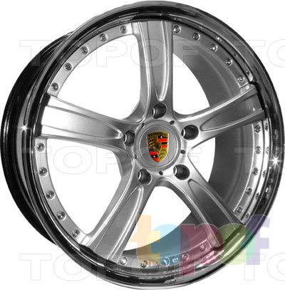 Колесные диски Kyowa KR661