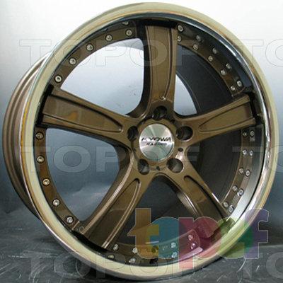 Колесные диски Kyowa KR661. Изображение модели #3