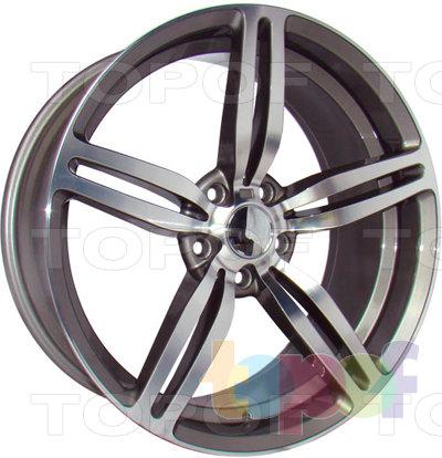 Колесные диски Kyowa KR665. Изображение модели #1