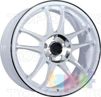 Колесные диски Kyowa KR675. Изображение модели #2