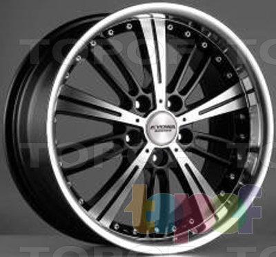 Колесные диски Kyowa KR676. Изображение модели #1