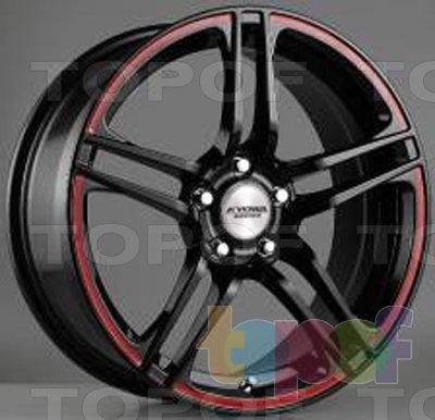 Колесные диски Kyowa KR679. Изображение модели #1