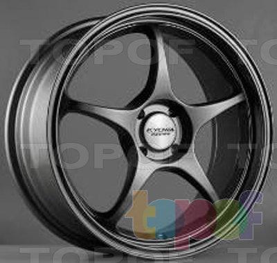 Колесные диски Kyowa KR686. Изображение модели #1