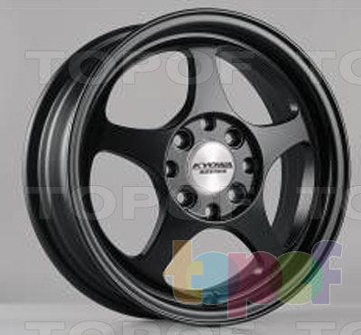 Колесные диски Kyowa KR687. Изображение модели #1