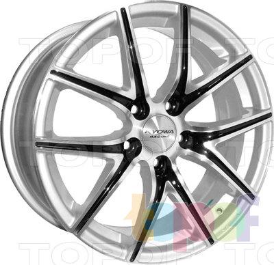 Колесные диски Kyowa KR691. Изображение модели #1