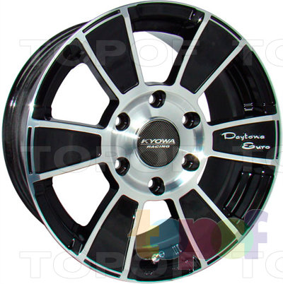 Колесные диски Kyowa KR693. Изображение модели #1