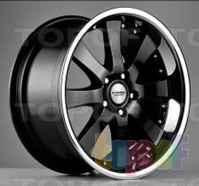 Колесные диски Kyowa KR702. Изображение модели #1
