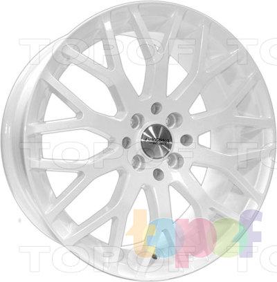 Колесные диски Kyowa KR703. Цвет HPB