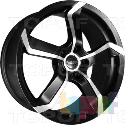 Kr706 литые колесные диски yst x7