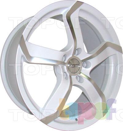 Колесные диски Kyowa KR706. Цвет MWF