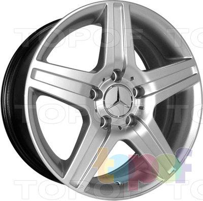 Колесные диски Kyowa KR708. Изображение модели #1