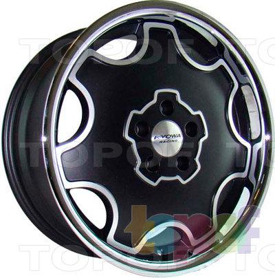 Колесные диски Kyowa KR714. Изображение модели #1