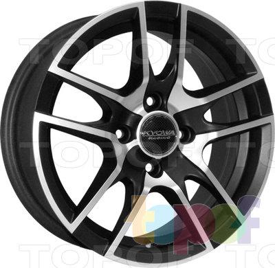 Колесные диски Kyowa KR718. Изображение модели #1