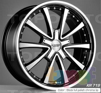 Колесные диски Kyowa KR719