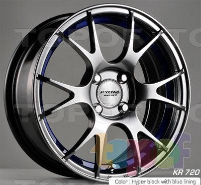 Колесные диски Kyowa KR720. Изображение модели #1