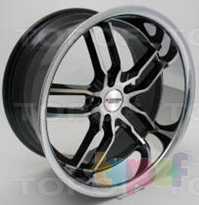 Колесные диски Kyowa KR727. Изображение модели #1