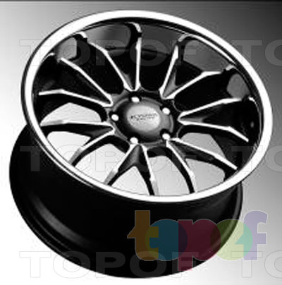 Колесные диски Kyowa KR731. Изображение модели #1