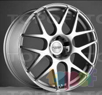 Колесные диски Kyowa KR732. Изображение модели #1